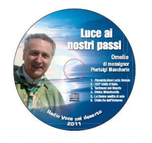 Book Cover: CD LUCE AI NOSTRI PASSI