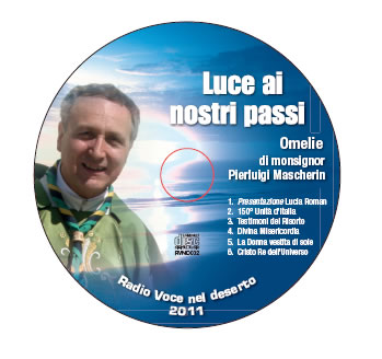 Book Cover: CD LUCE AI NOSTRI PASSI