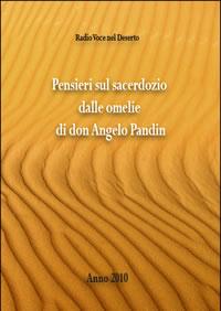 Book Cover: Pensieri sul sacerdozio