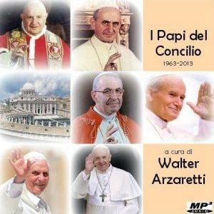 Book Cover: I PAPI DEL CONCILIO 1963-2013