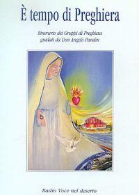 Book Cover: E' tempo di preghiera