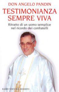 Book Cover: Testimonianza sempre viva
